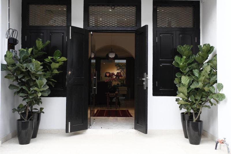 Main Entrance - The Privé Malacca - Urban Santuary in Old Malacca - Melaka - rentals