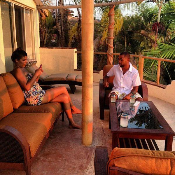 Ocean View Balcony - TROPICAL BREEZE #3 Ocean View at Casitas Sayulita - Sayulita - rentals