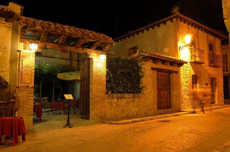 Casa la ENHORCADORA - Casa Rural La Enhorcadora - Aldeamayor de San Martin - rentals