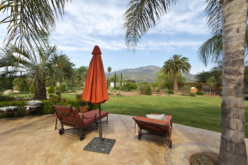 OJAI VILLA SPECTACULAR MOUNTAIN VIEWS  SLEEPS 20+ - Image 1 - Ojai - rentals