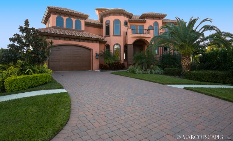 BOUNTY COURT - A Tuscan Renaissance Nestled on Wide Waters! - Image 1 - Marco Island - rentals