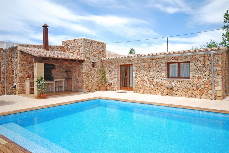 Charming 2apartment townhouse with a swimming pool - Image 1 - Campos - rentals