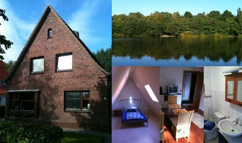 Overview - Lake House in Itzehoe near Hamburg - Itzehoe - rentals