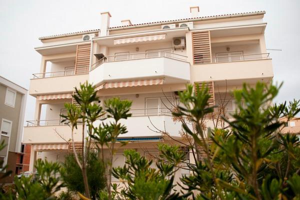 1_Main moder house with apartments - Spital M - Novalja - rentals