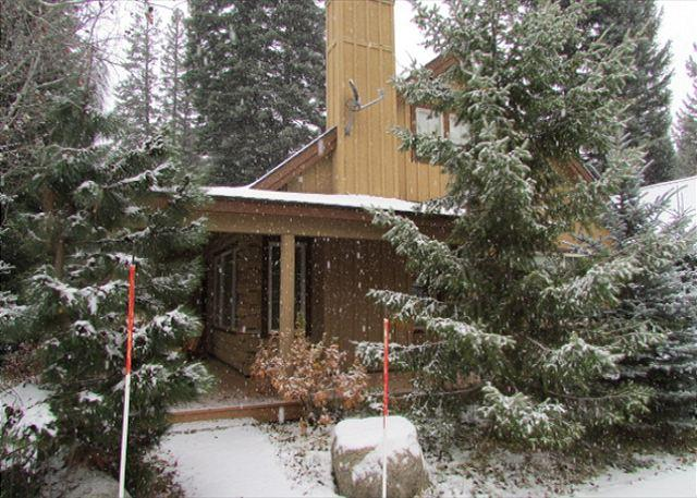 BLUE SPRUCE HIDEAWAY TUCKED IN THE TREES WITH SPRING MOUNTAIN AMENITIES - Image 1 - McCall - rentals