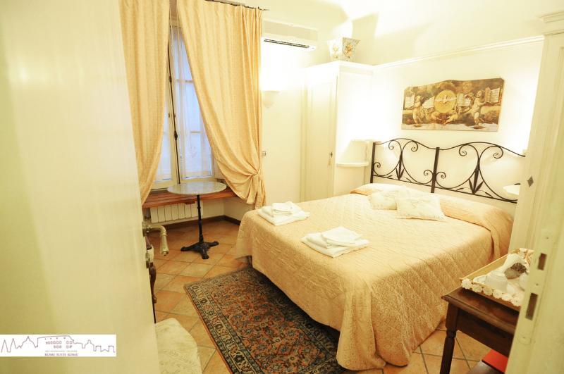bedroom 1 - Cozy Suite - St. Peter - Vatican City - rentals