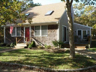 1668 - Meticulously Maintained Saltbox in Island Grove - Image 1 - Edgartown - rentals