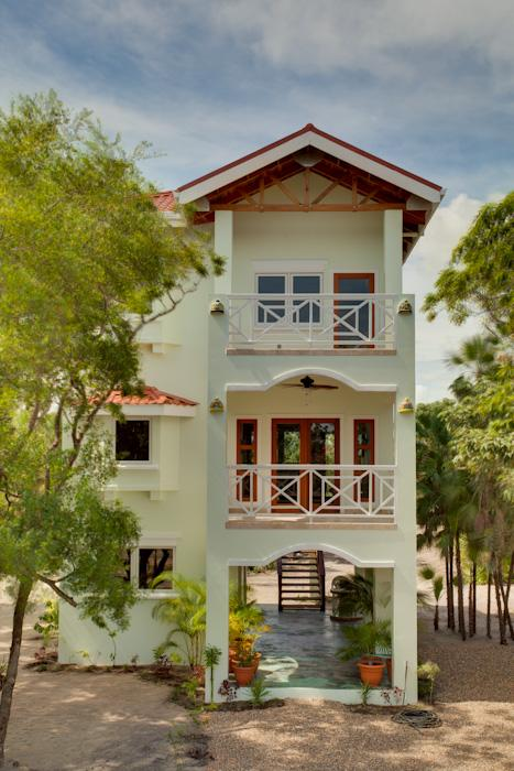 The Treetop Villa. - Finely Finished Treetop Villa in Cocoplum - Placencia - rentals