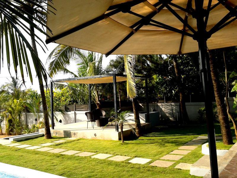 Outdoor Dining - Casa Nandini ,Calangute, Goa - Goa - rentals