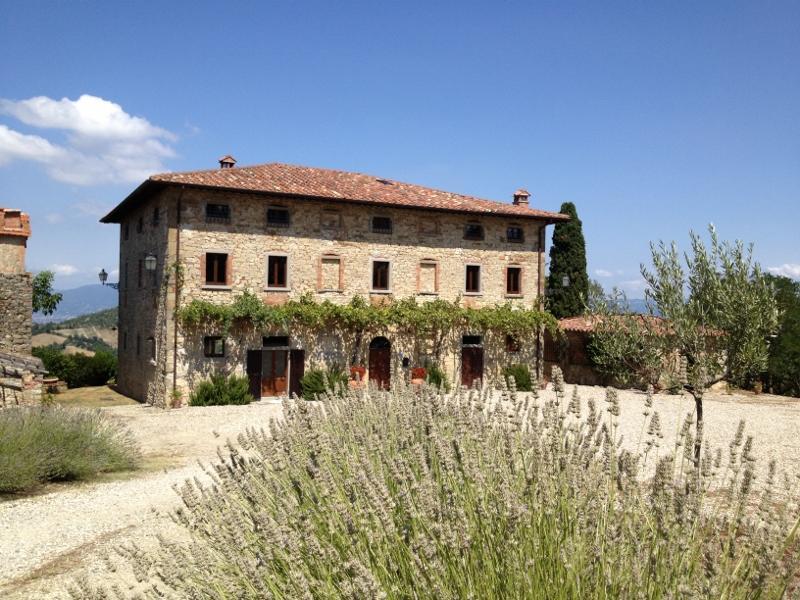 Palazzo Prugnoli, Villa in Umbria, Sleeps 18, Pool - Image 1 - Perugia - rentals