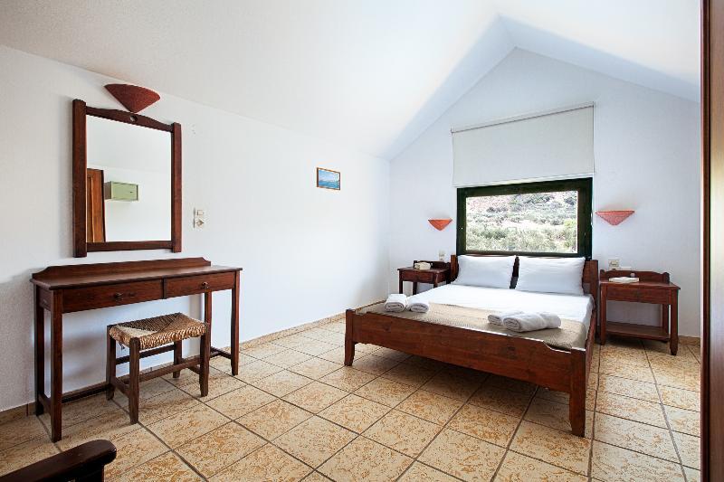 Bedroom Apartment #6 - Duplex Maisonette between Falasarna & Balos lagoon - Kissamos - rentals