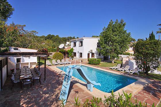 Villa Escocia - Image 1 - Javea - rentals