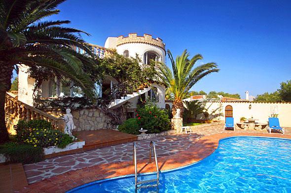 Casa Resa - Image 1 - Javea - rentals