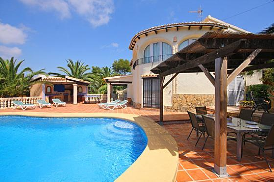 Villa Bougain 6 - Image 1 - Javea - rentals