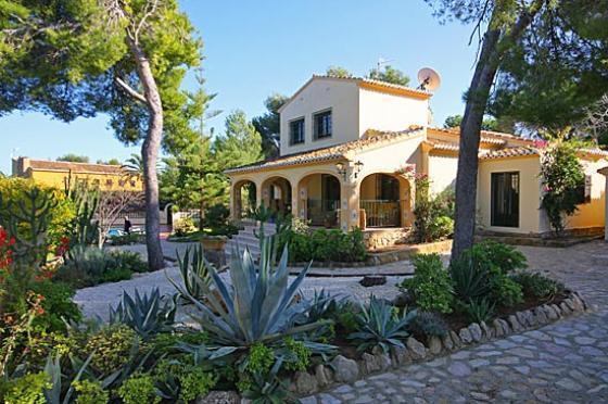 Villa Luna - Image 1 - Javea - rentals