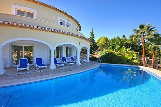 Villa Jarmila 4 pax - Image 1 - Javea - rentals