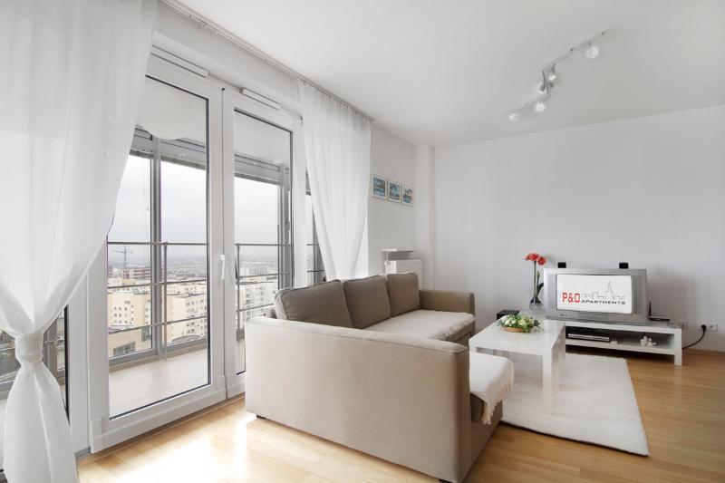 City center apartment! Babka Tower - Image 1 - Warsaw - rentals