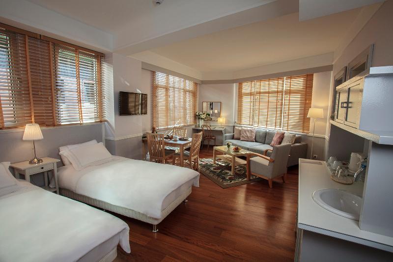 Armada Apartment - twin beds - ARMADA APARTMENT - Istanbul - rentals
