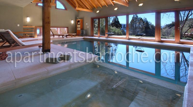 ULTRA LUXURY 7 BED/8.5 BATH (H17) INDOOR POOL - Image 1 - San Carlos de Bariloche - rentals