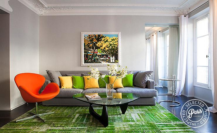 Marais Tresor - Contemporary Luxury in the Marais - Image 1 - Paris - rentals