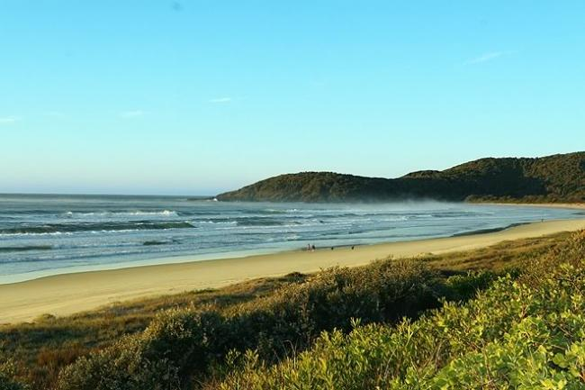 Numerous beaches including Delicate Nobby, Big Hill, Sunset, Racecourse and many others - Big Hill Beach Cottages (4 - 6) - Crescent Head - rentals