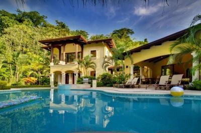 Exclusive villa located at Los Suenos - Image 1 - Herradura - rentals