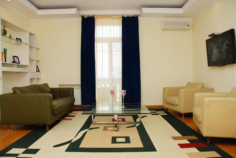 Stylish and Spacious 2 Bedroom in Kiev Center - Image 1 - Kiev - rentals