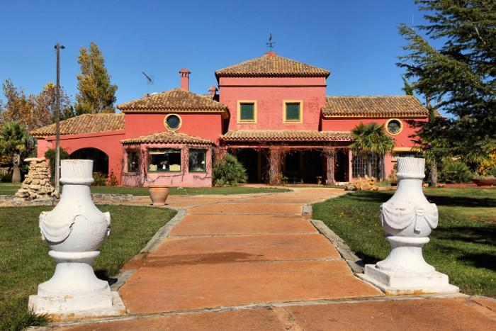 Large Villa with Pool in Andalucía Spain - Finca Oliva - Image 1 - Ronda - rentals