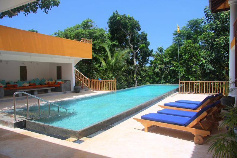 Luxury Living - Luxury 5 bed staffed Villa with 17m infinity pool - Talalla - rentals