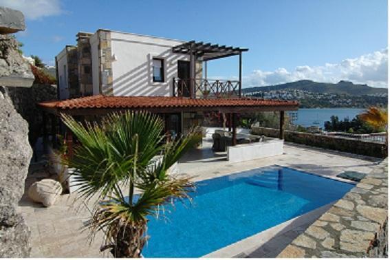 Villa Azuro 8 ( 6-8 pers.) - Luxury Villa with privat pool at the sea in Bodrum/ Turkey - Gundogan - rentals