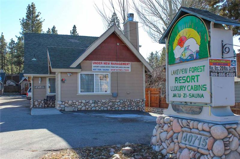 Lakeview Forest ($99 per night SPECIAL) #1481 - Image 1 - Big Bear Lake - rentals