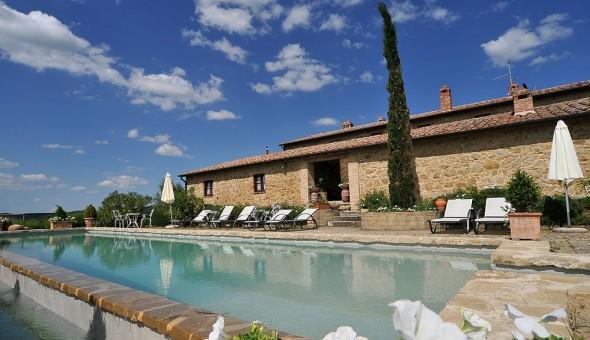 Villa Magna - Image 1 - Monteaperti - rentals