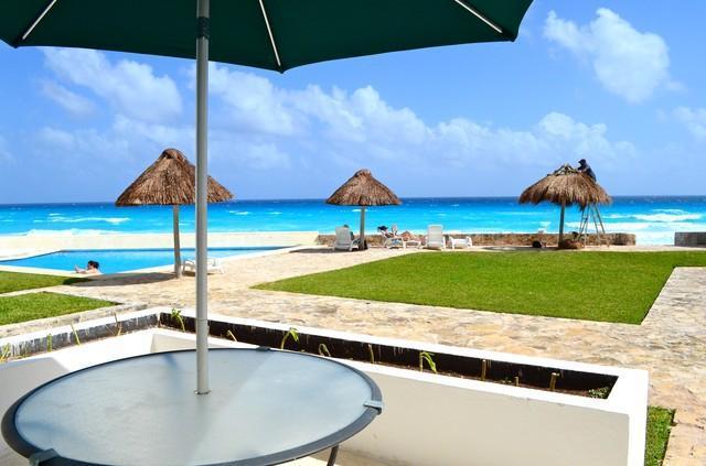 balcony o terrace - OCEAN DREAM STUDIO PB11 - Cancun - rentals