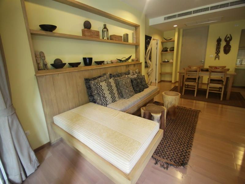 Condo in south of Hua Hin Baan Nub Kluen RFH000099 - Image 1 - Hua Hin - rentals