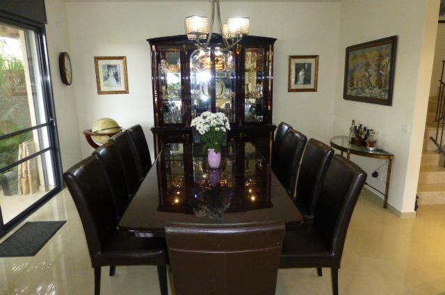 Dining room - Vacation home Central Israel - Ra'anana - rentals