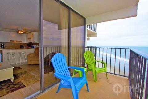 Royal Garden 910 - Image 1 - Surfside Beach - rentals