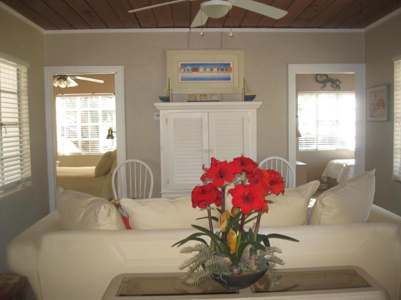 LIVING ROOM - Escape to Tranquility @ Mexico Beach - Mexico Beach - rentals