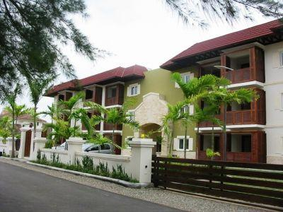 Front view - Exquisite 3 Bedroom Condo Close To The Beach - Puerto Plata - rentals