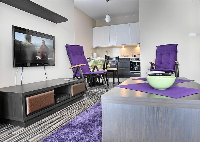 P&O Apartments Gieldowa - Image 1 - Warsaw - rentals