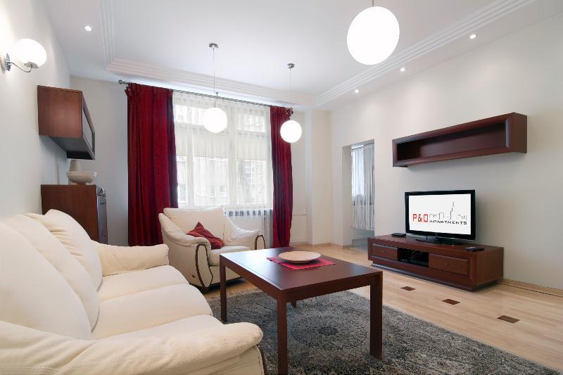Luxury city center apartment! Niemcewicza - Image 1 - Warsaw - rentals