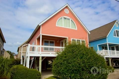 Seabridge, 1016 N. Ocean - Image 1 - Surfside Beach - rentals
