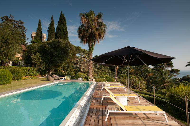 Infinity pool - Villa Rigoletto,classic villa with park and pool - Cinque Terre - rentals