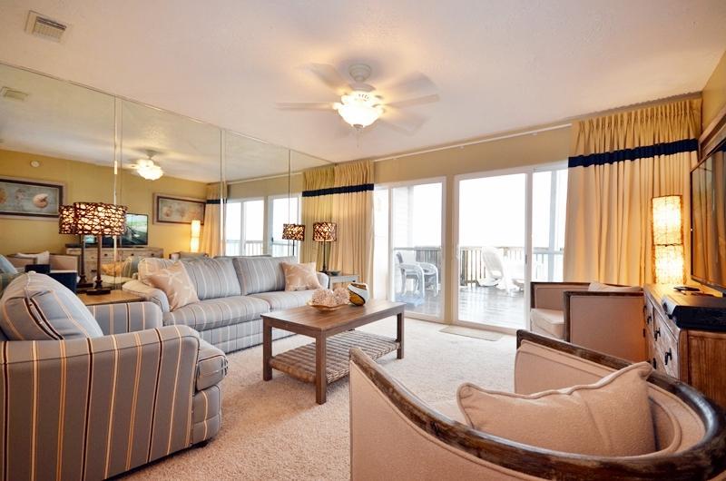 Dolphin Run - Quaint 4 Bedroom Vacation House by the Beach - Panama City Beach - rentals