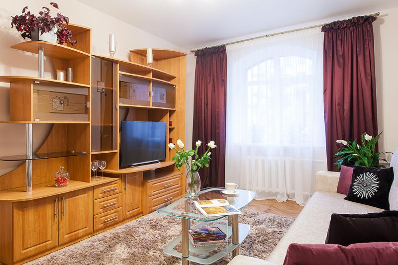 Living Room - Royal Stay Group Apartments (401) - Belarus - rentals