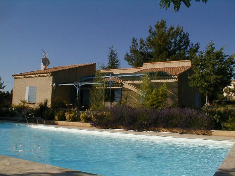 the house with the pool - Villa with Pool in Provence - Le Spigaou de Rognes - Rognes - rentals