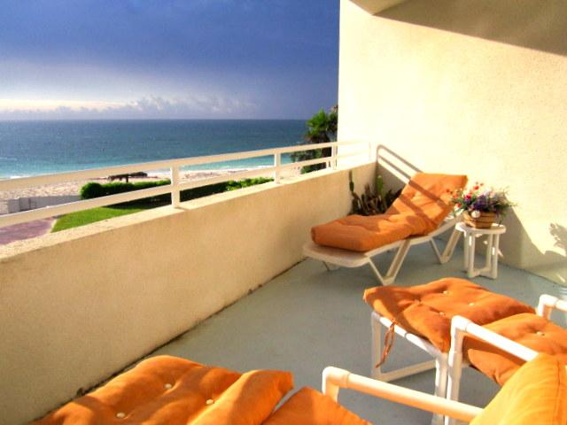 Balcony - Apartment on Lucayan Beach Freeport - Freeport - rentals
