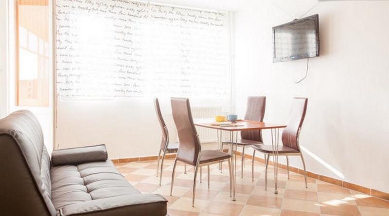 Camera con divano 2 posti - Modern Apartament 200 mt  to Metro Station - Bucharest - rentals