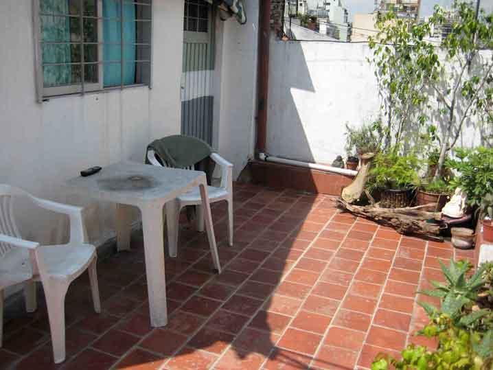 Sunny and Silent Bohemian apartment in San telmo - Image 1 - San Bernardo - rentals