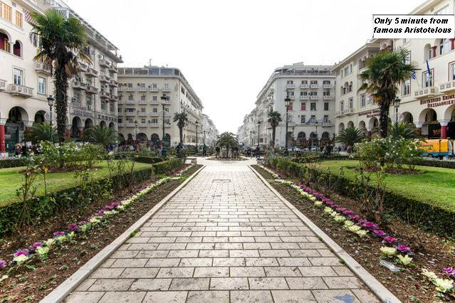 Art deco City break 5 min from Aristotelous square - Image 1 - Thessaloniki - rentals