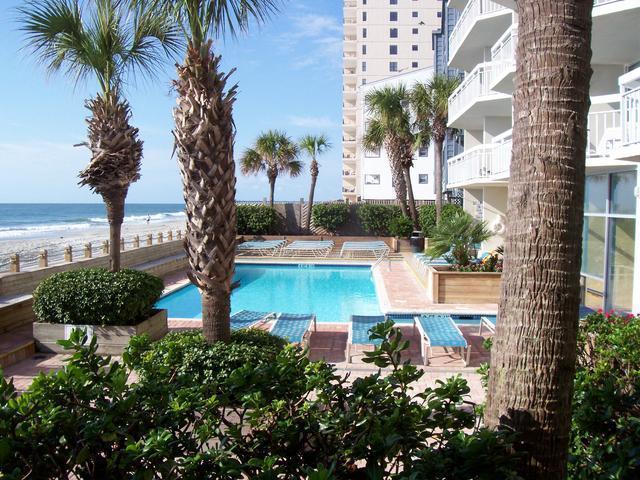 Beautiful Ocean Front Condo... Garden City Beach, South Carolina - Image 1 - Garden City Beach - rentals